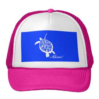 Aloha Hawaii Honu Turtle Cap