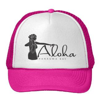Aloha Hawaii Hula Dancer Cap