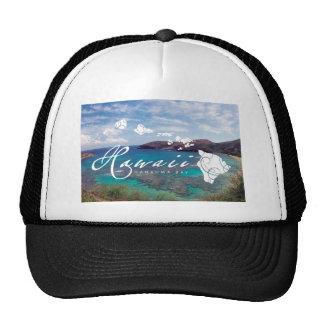 Aloha Hawaii Islands Trucker Hats