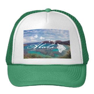 Aloha Hawaii Islands Cap