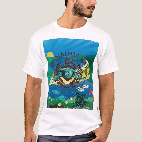 Aloha Hawaii Islands Hanauma Bay T-Shirt