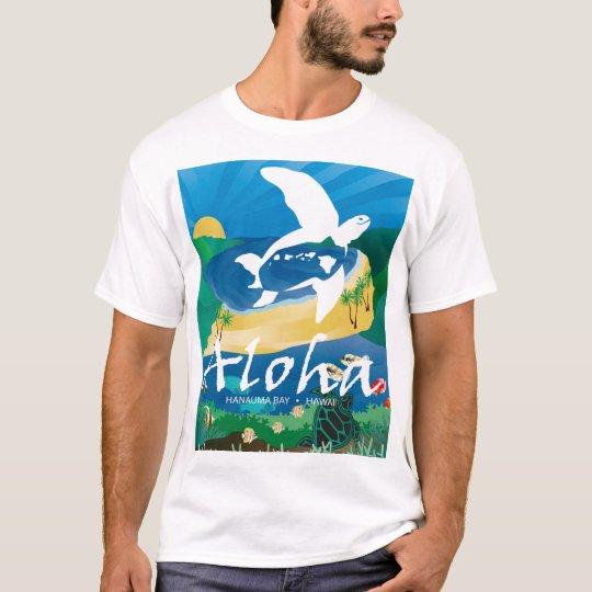 Aloha Hawaii Islands Hanauma Bay T-Shirt