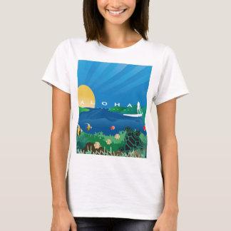 Aloha Hawaii Surfing 147 T-Shirt