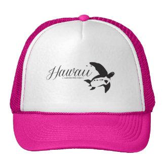 Aloha Hawaii Turtle Cap