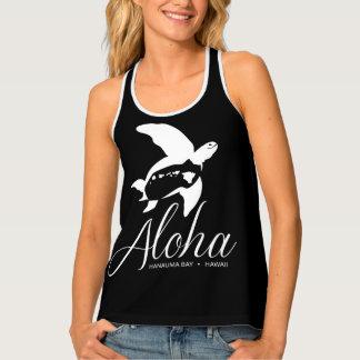Aloha Hawaii Whale and Turtle Singlet