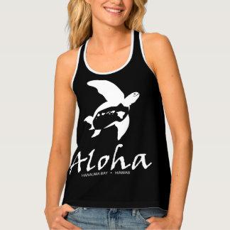 Aloha Hawaii Whale Singlet