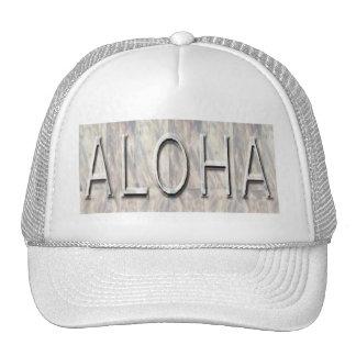 Aloha Hawaiian hat