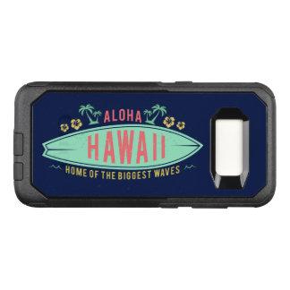 Aloha Hawaiian Surfer phone cases