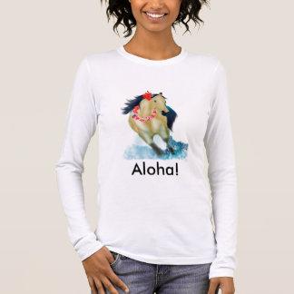 Aloha Horse Long Sleeve T-Shirt
