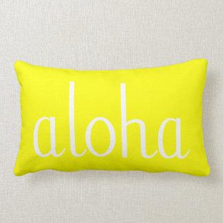 Aloha! Lumbar Cushion