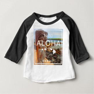 Aloha No 50 Tiki Baby T-Shirt