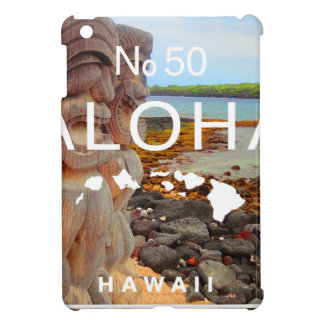 Aloha No 50 Tiki Case For The iPad Mini