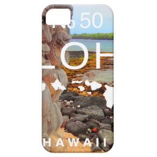 Aloha No 50 Tiki Case For The iPhone 5