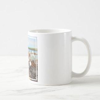 Aloha No 50 Tiki Coffee Mug
