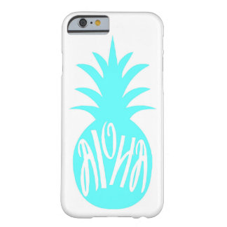 Aloha Pineapple Barely There iPhone 6 Case