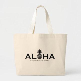 ALOHA PINEAPPLE HAWAII TOTE