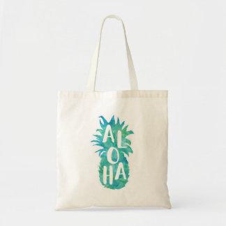 Aloha Pineapple Tote Bag