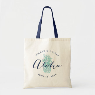 Aloha Pineapple | Wedding Welcome Bag