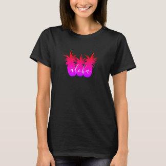 Aloha Pineapple Womens Shirt