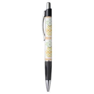aloha pineapple writing pen