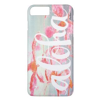 Aloha Plumeria iPhone Case