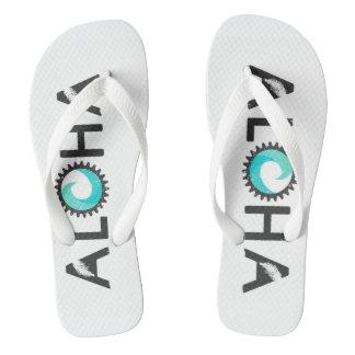 Aloha Slippahs Thongs