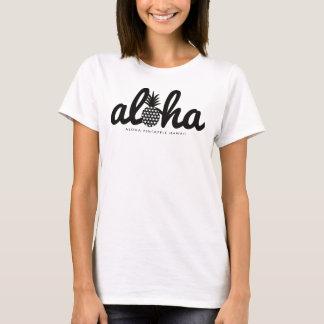 aloha (star) 057 black T-Shirt
