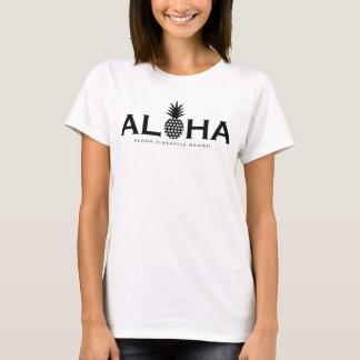 aloha star pineapple hawaii T-Shirt