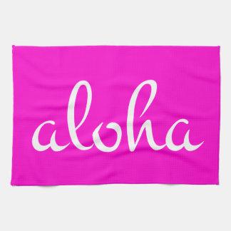 Aloha! Tea Towel