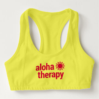 Aloha Therapy Workout Wear | Sport Bra