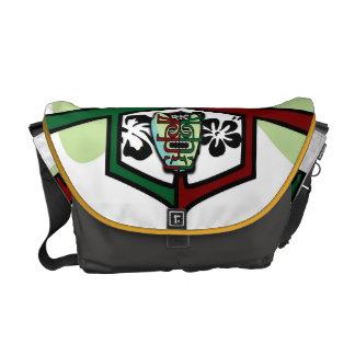 Aloha Tiki Messenger Courier Bag
