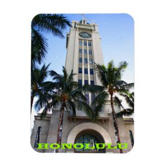 Aloha Tower Magnet :: Honolulu, O'ahu, Hawai'i