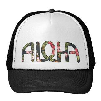 Aloha Tropical Black Cap