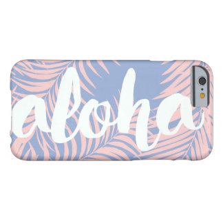 Aloha, tropical iPhone Case