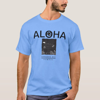 Aloha Turtle Hanauma Bay Shirt