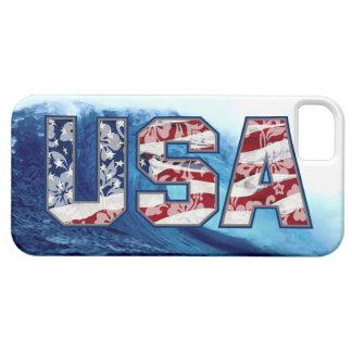 Aloha USA Tropical Wave iPhone 5 Case