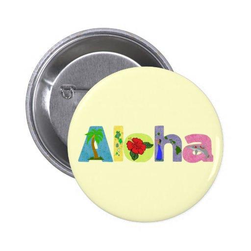 Aloha with pics button