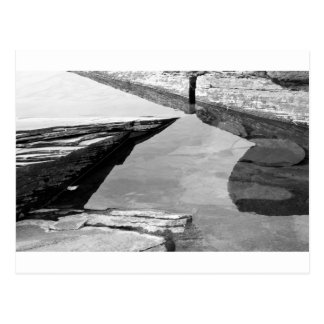 Alona Bay Rocks #20 Postcard