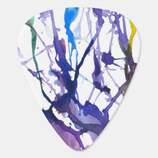 """''Alone in the woods"""" Plectrum"""