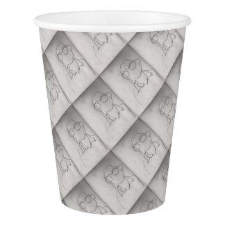 Alone Paper Cup