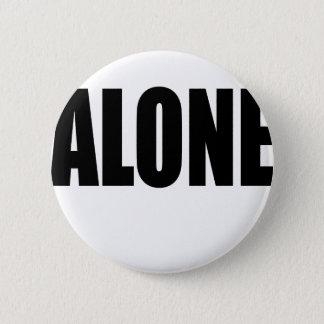 alone party night summer end invitation flirt roma 6 cm round badge