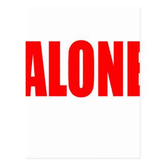alone party night summer end invitation flirt roma postcard