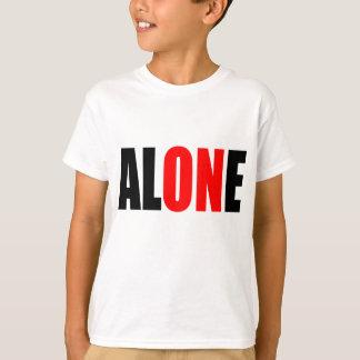 alone party night summer end invitation flirt roma T-Shirt