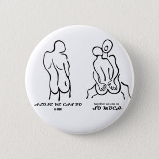Alone together Button