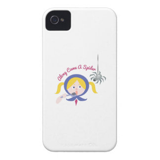 Along Came A Spider iPhone 4 Case-Mate Case