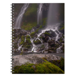 Along the Banks of Burney Creek Spiral Notebook