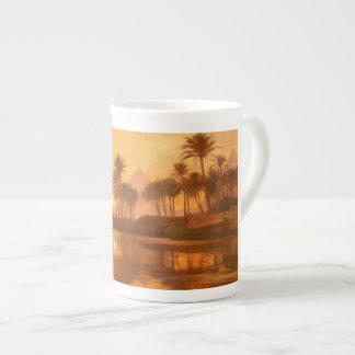 Along the Nile Bone China Mug