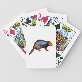 Along the Riverbend Bicycle Playing Cards