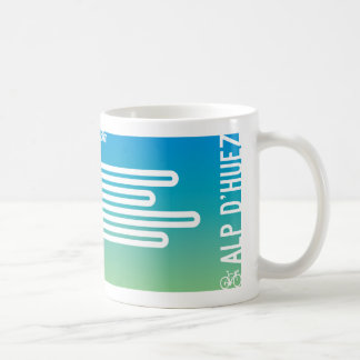 Alp D'Huez Cycling Mug