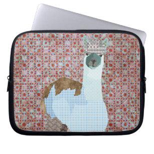 Alpaca Art Computer Sleeve